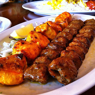 kababs persian basement