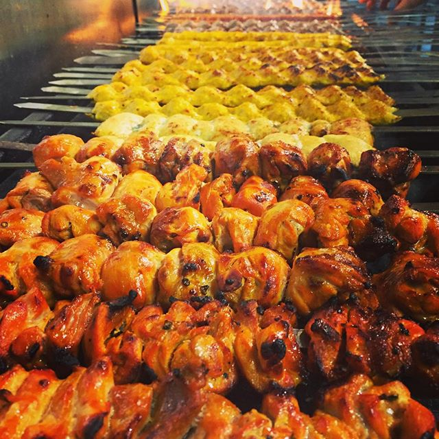 BBQ kababs