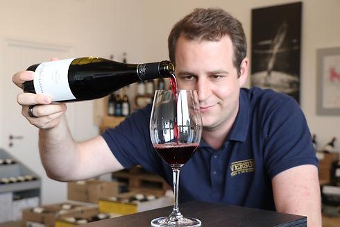 vincent verse du vin