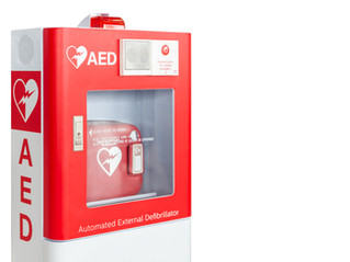 AED Set Up - The Process Isn't As Simple As Sticking It Up On The Wall