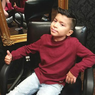 Shear Vanity Kid's Haircut