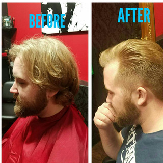 Shear Vanity Mens Haircut