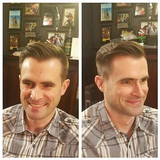 Shear Vanity Men's Haircut