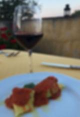 Wine, Food, San Fedele