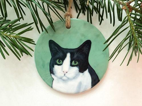 Cat   Black & White