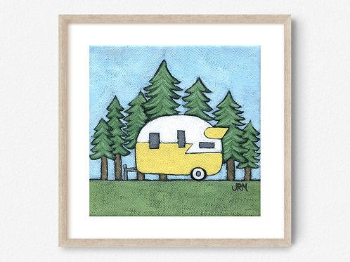 Forest Camper