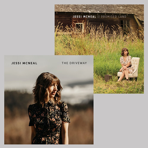 The Driveway + Promised Land - Both CDs