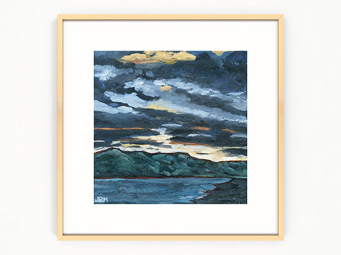 Chelan Sunset