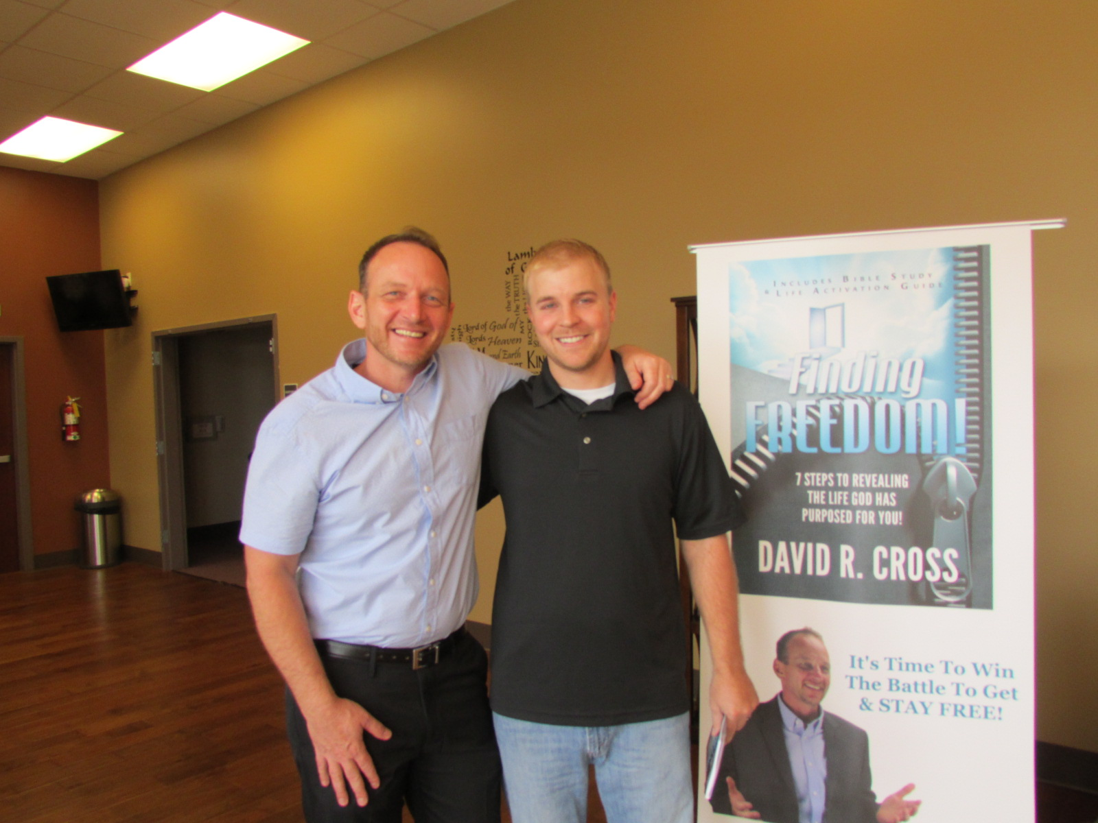 David R Cross