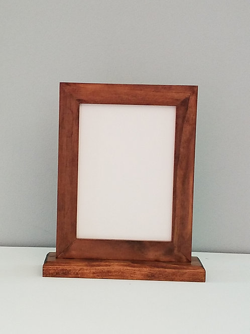 Stand-alone picture frame