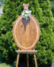 Wood Easel Board with Flower.jpg