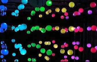 pixel Ball led