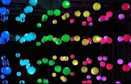 pixel ball color