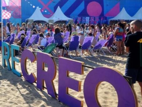 RECREO en la Playa - Verano 2020 - Karaoke