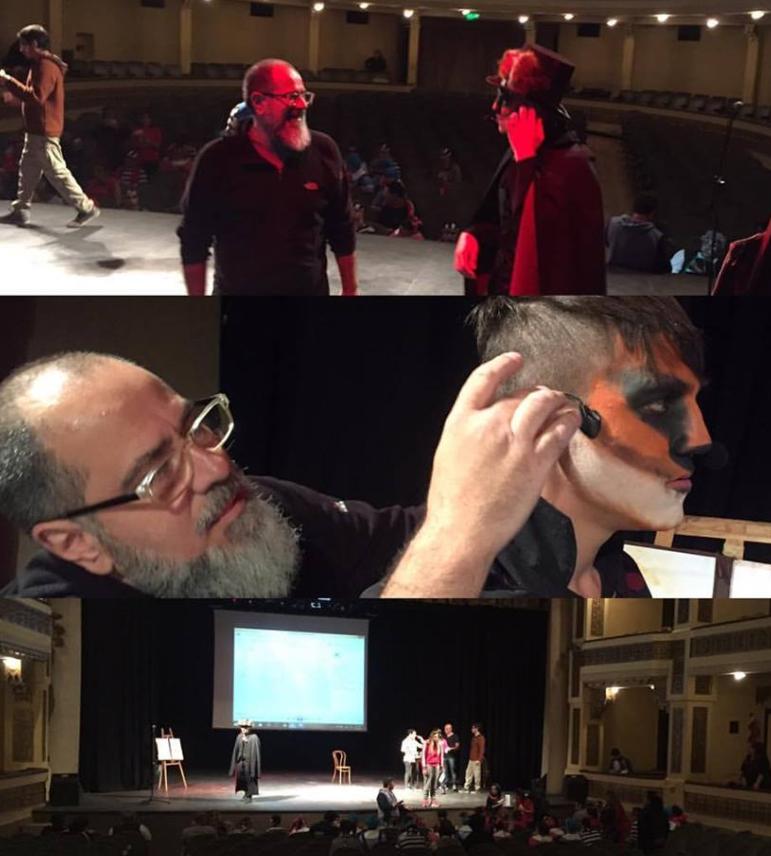 Teatro Colon Mar del Plata Presentacion CREDES 2017