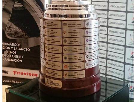 Presentacion Copa Bridgestone Libertadores 2017
