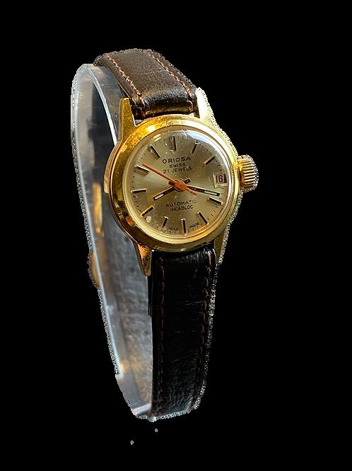 Oriosa 1970's Ladies Automatic Watch
