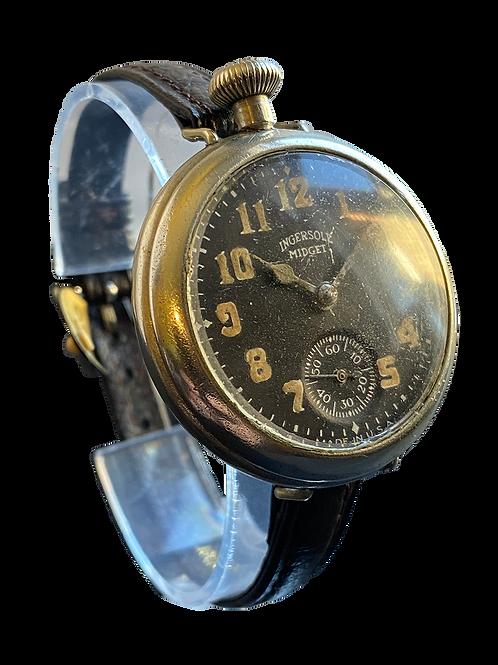 Ingersoll Midget c1915 Trench Watch