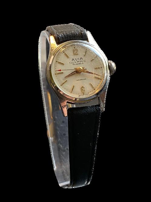 Avia Olympic 1950's Ladies Dress Watch