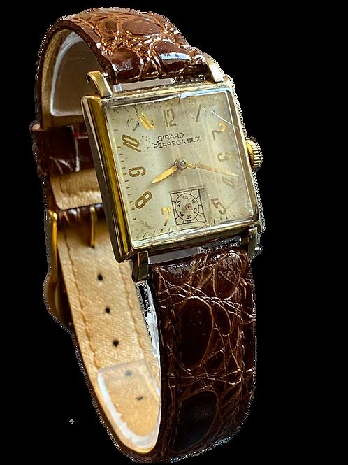 Girard Perragaux 1950's Dress Watch