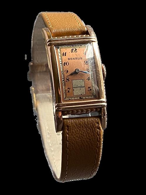 Benrus Gents 1940's Dress Watch