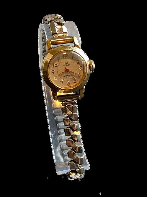 Helbros Invincible 1960's Ladies Dress Watch