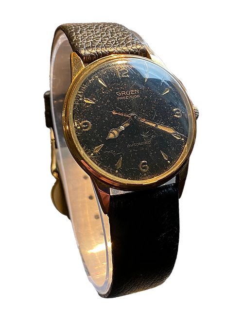 1950's Gents Gruen Precision Autowind Dress Watch