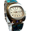Thumbnail: 1974 Bulova Automatic Gents on Silver & Turquoise Bracelet 1970's