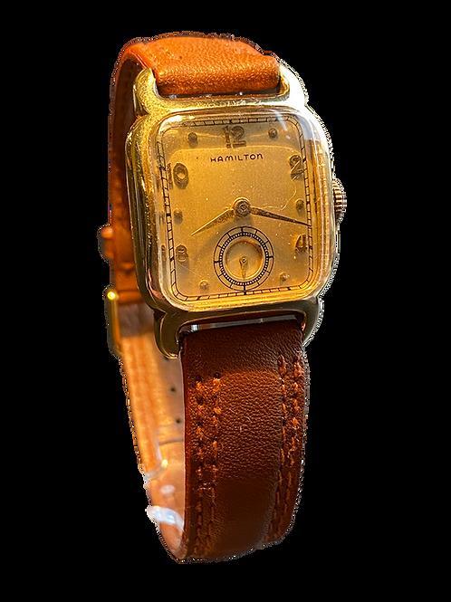 c.1953 Hamilton Carlton Gents Dress Watch
