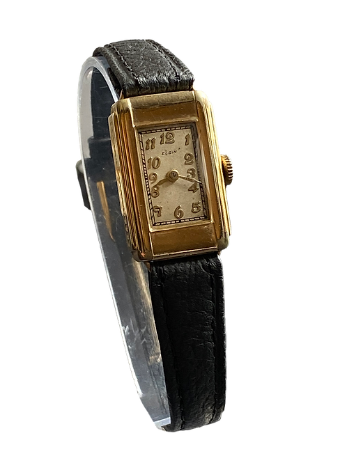 Elgin 1930's 14k Gold Filled  Ladies Watch
