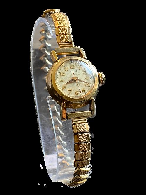 Elgin Duropower  1950's Ladies Dress Watch