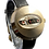Thumbnail: Impex Gents 1970's Jump Hour Watch