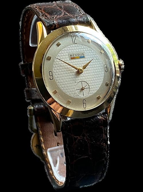 Benrus Gents Dress Watch 1950's