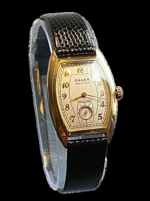 Gruen Veri-thin Gents Dress Watch c.1940