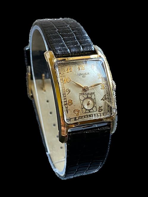 Gruen 21 Series  c.1951 Gents Dress Watch