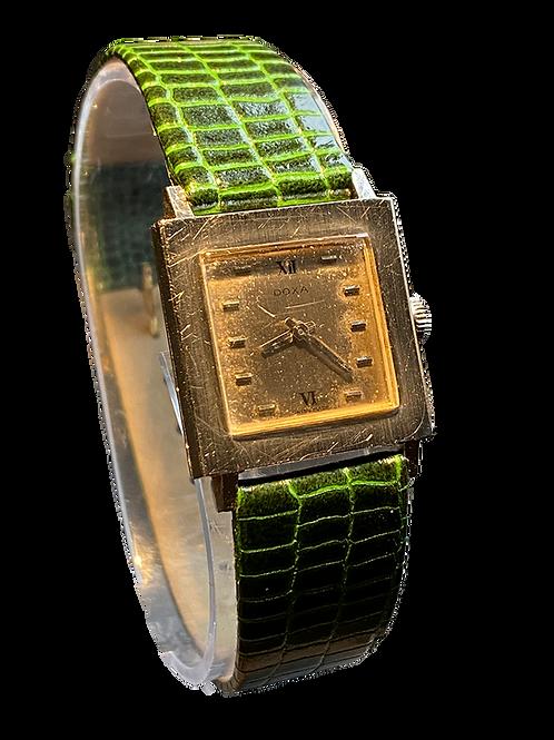 1950's  Mid Size  Doxa Dress Watch