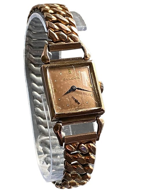 Bulova Conrad Gents Dress Watch c.1945