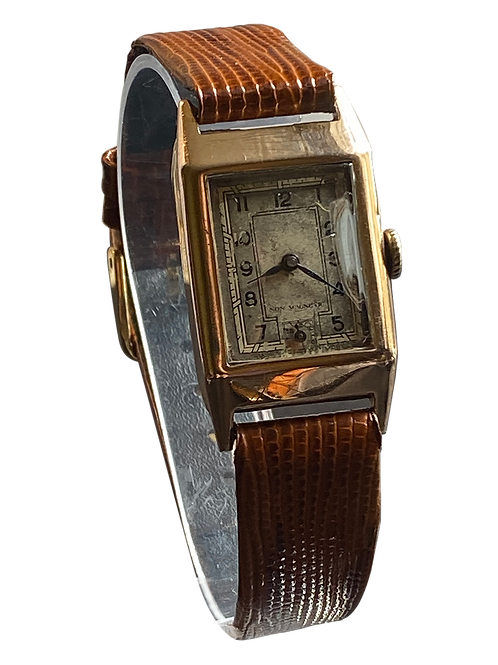 9ct Yellow Gold Rotary Watch c1937