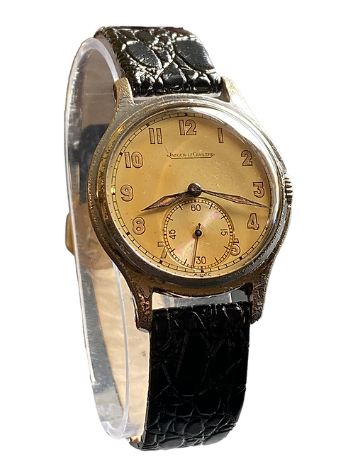 1940's Jaeger Le Coultre Military Style Gents Dress Watch