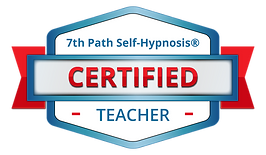 7th Path Self-Hypnosis certified teacher