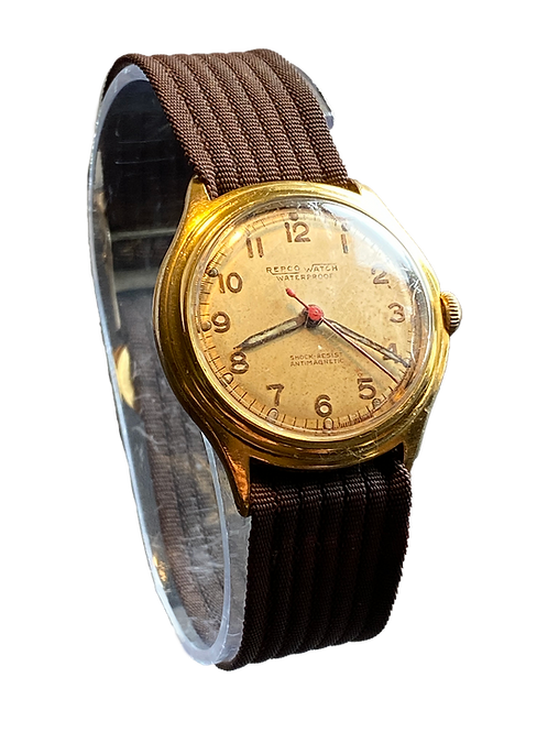 Repco Watch Co Gents Post War Military Watch