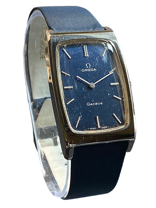 Omega Geneve 1970's Dress Watch