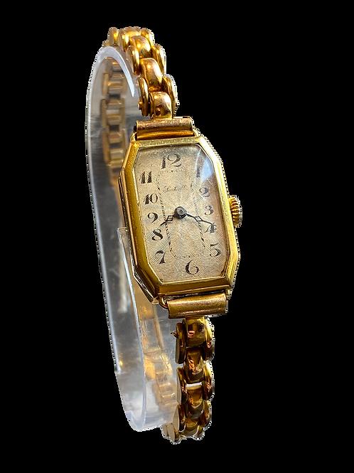 Lochelle Ladies 1930's Dress Watch 0n Bracelet