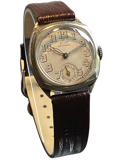 Tissot Gents Military Style Watch. C.1939