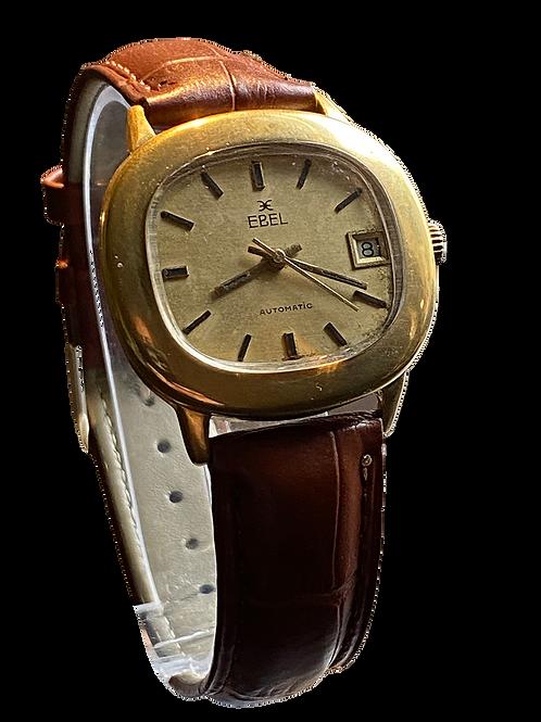 1970's Ebel Brasilia Automatic Gents Dress Watch