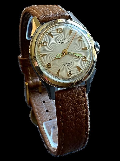 Sormel Gents Dress Watch1950's Dress Watch MINT