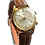 Thumbnail: Benrus Gents Alarm Watch 1970's
