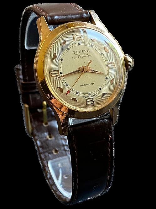 Geneva 1950's Automatic Gents Dress Watch