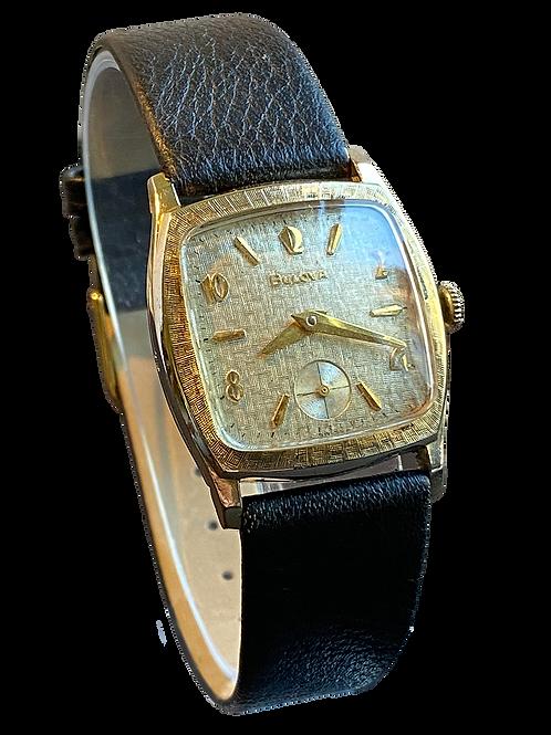 Bulova Minute Man B 1965 Gents Dress Watch