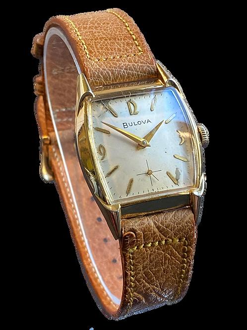 Bulova Minute Man 1965 Gents Dress Watch
